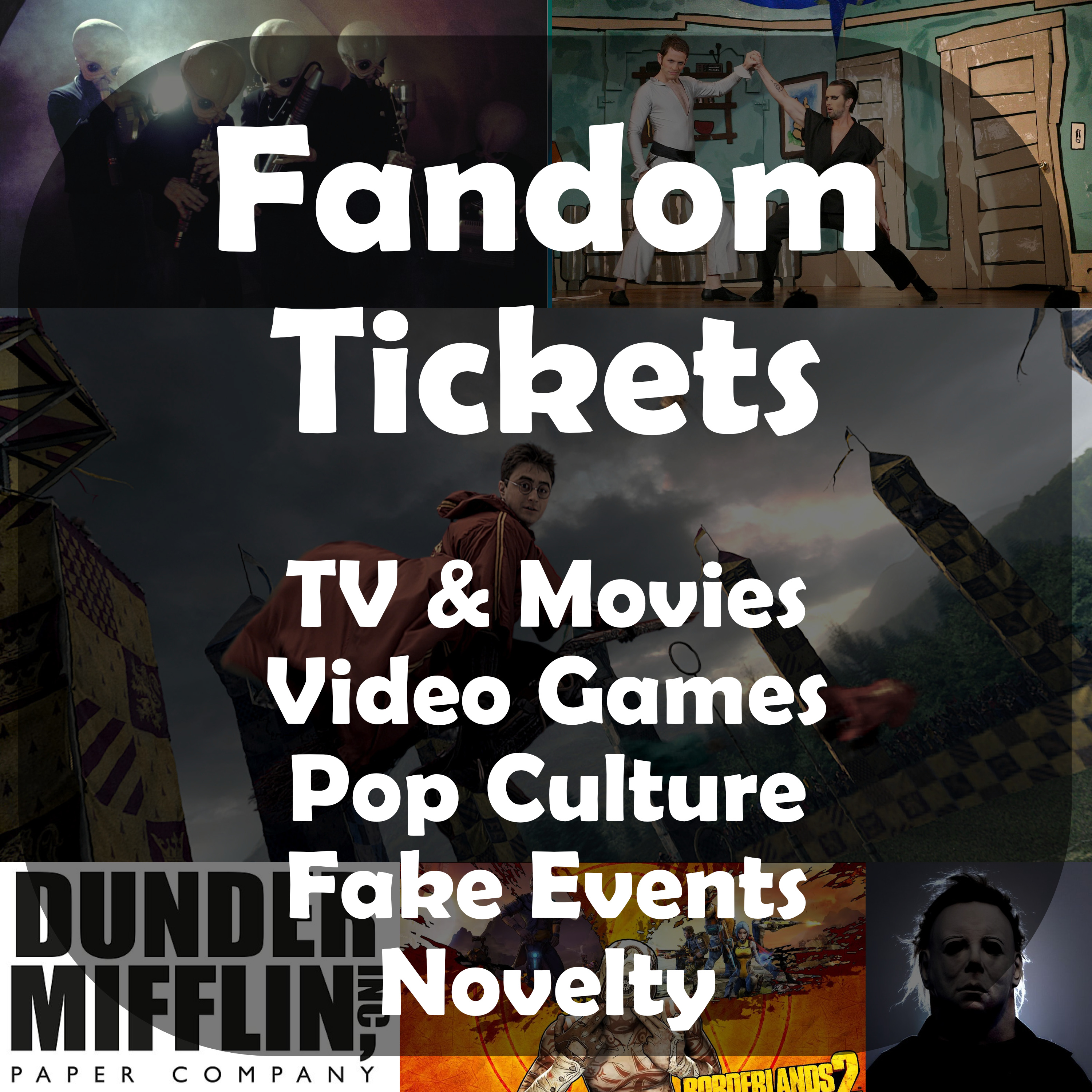 Collection Image for Fandom Tickets