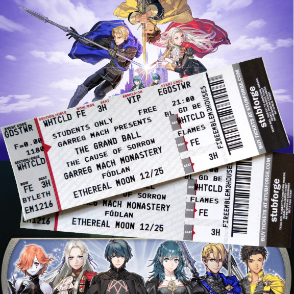 Ticket Preview